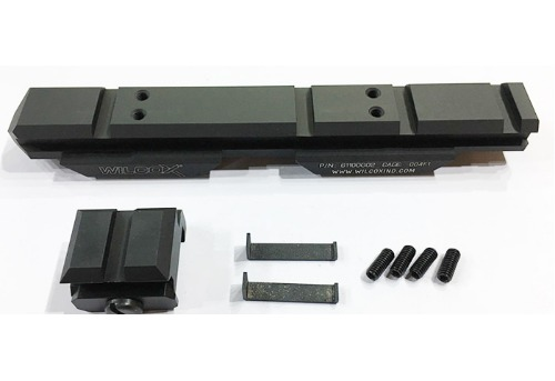 "C&C V2 0.410"" Riser Mount Low Profile Rail Set"