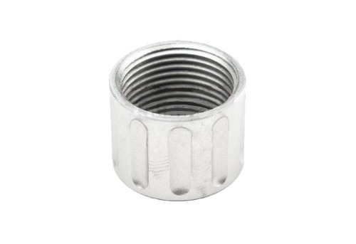 Ready Fighter FI-S Thread Protector Steel 14mm (CCW ) (Silver)