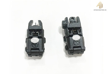 [레플리카] Magpul Gen3 Mbus Back-up Sight Set
