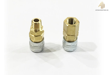 HPA Quick Disconnect Coupler (Female, Male)
