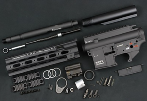 MWC 416D SMR Conversion Kit  For MARUI MWS GBB