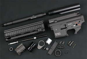 MWC 416D STD Conversion Kit For  MARUI MWS GBB