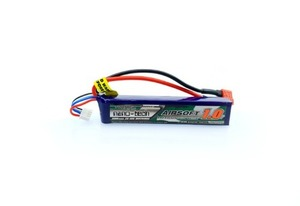 [소량재입고]11.1v / Turnigy nano-tech 1000mAh 3S 20-40C Lipo AIRSOFT Pack (GDR15 호환용 딘스)