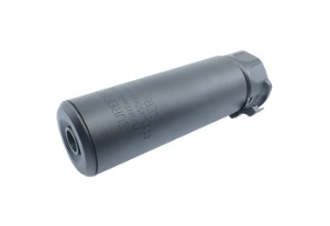 [OMG] SOCOM Mini 1 Silencer & 4P Flash Hider (BK)(14mm CCW) 세트
