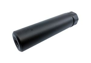 [OMG] SOCOM RC 1 Silencer & 4P Flash Hider (BK)(14mm CCW) 세트