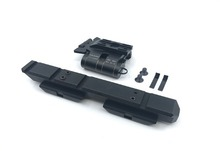 [SOTAC]G33 Magnifier Flip Mount and High Risers Mount BK (레플리카)