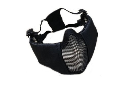 WST Tactical Elite Mask (Ear Protection Upgrade Version)