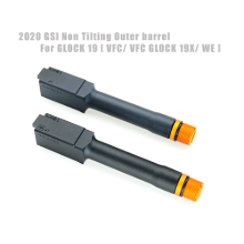 [GSI] 2020 NEW GSI Non Tilting Barrel For GLOCK 19  45 [ VFC VFC GLOCK 19X WE ]
